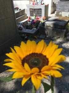 Grab von Jim Morisson - Père Lachaise