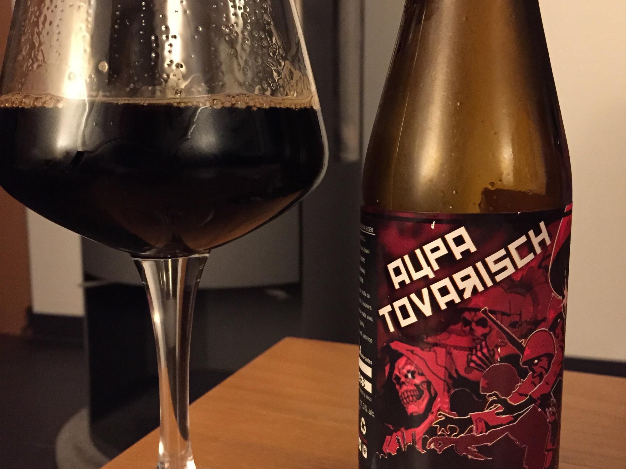 Aupa Tovarisch