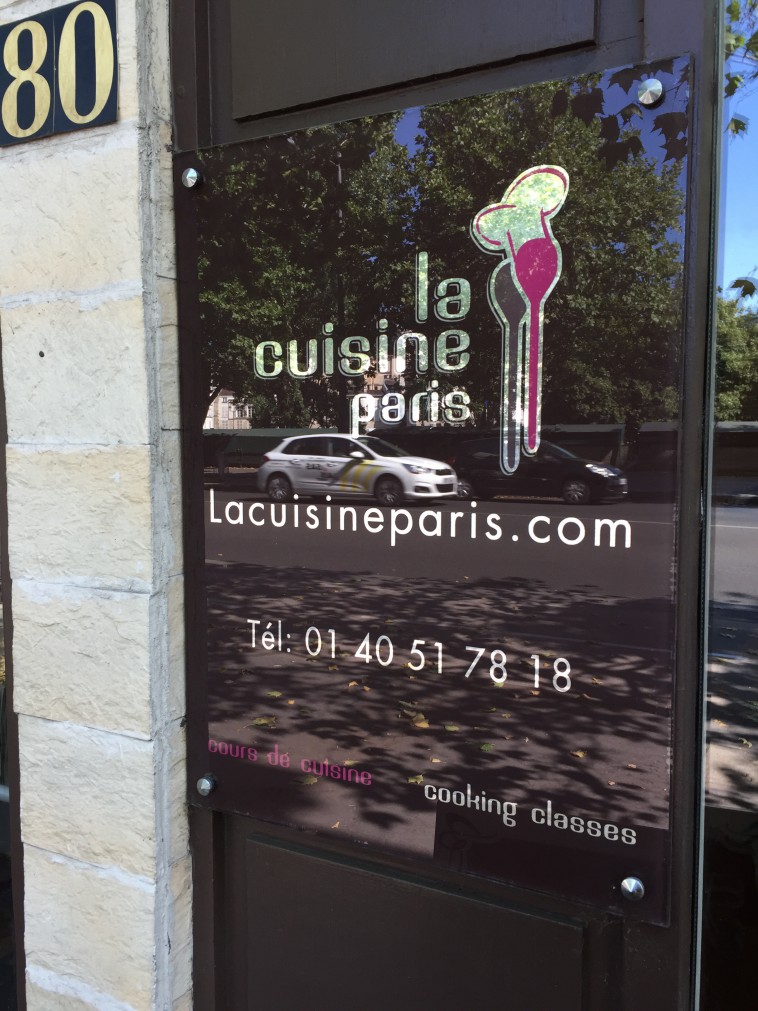 La Cuisine Paris