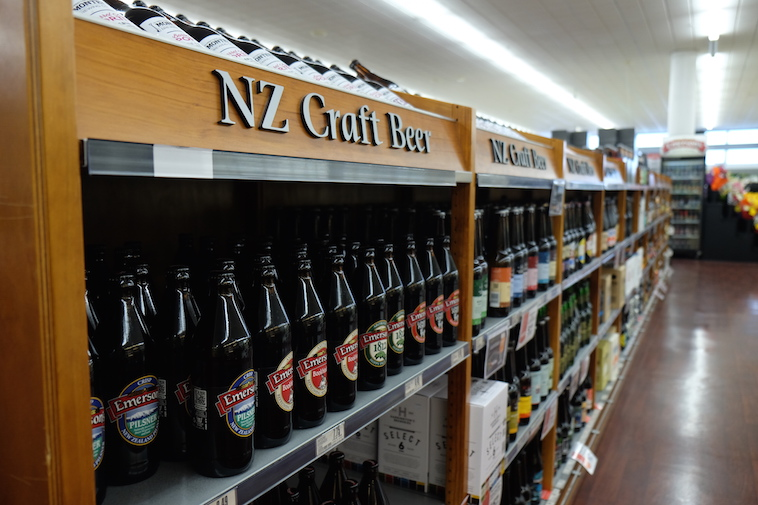 Craftbeer Regal Fresh Choice Christchurch